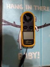 エアコン風量計