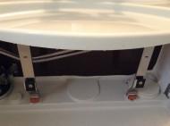 浴室カウンターアフター