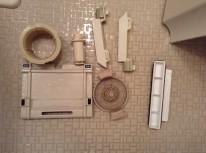 浴室排水溝アフター