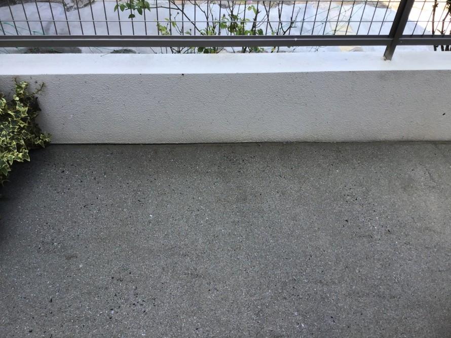 駐車場高圧洗浄
