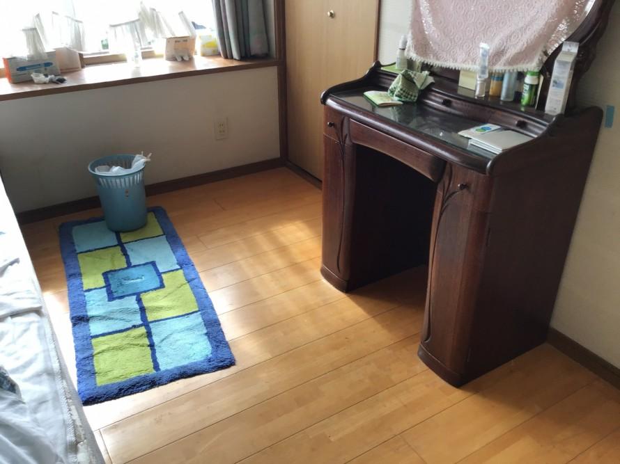 フローリング洗浄ワックス