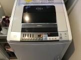日立洗濯機クリーニング