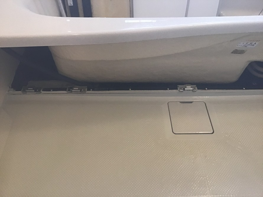 浴室のカビクリーニング