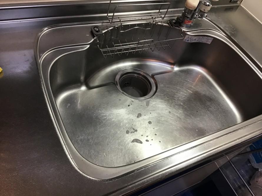台所クリーニング