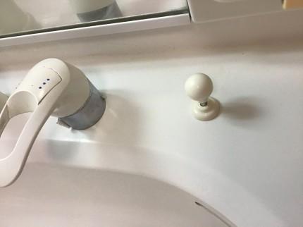 洗面台クリーニング