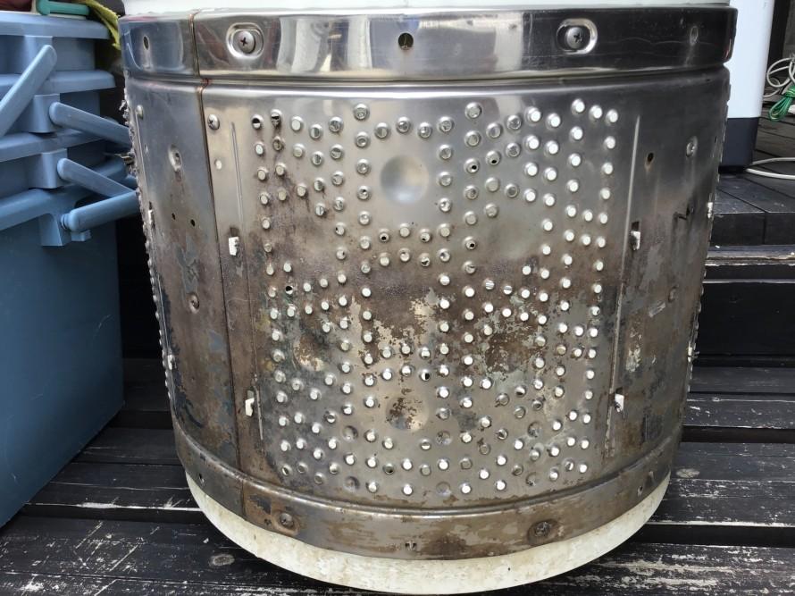 日立ビートウォッシュ洗濯機クリーニング