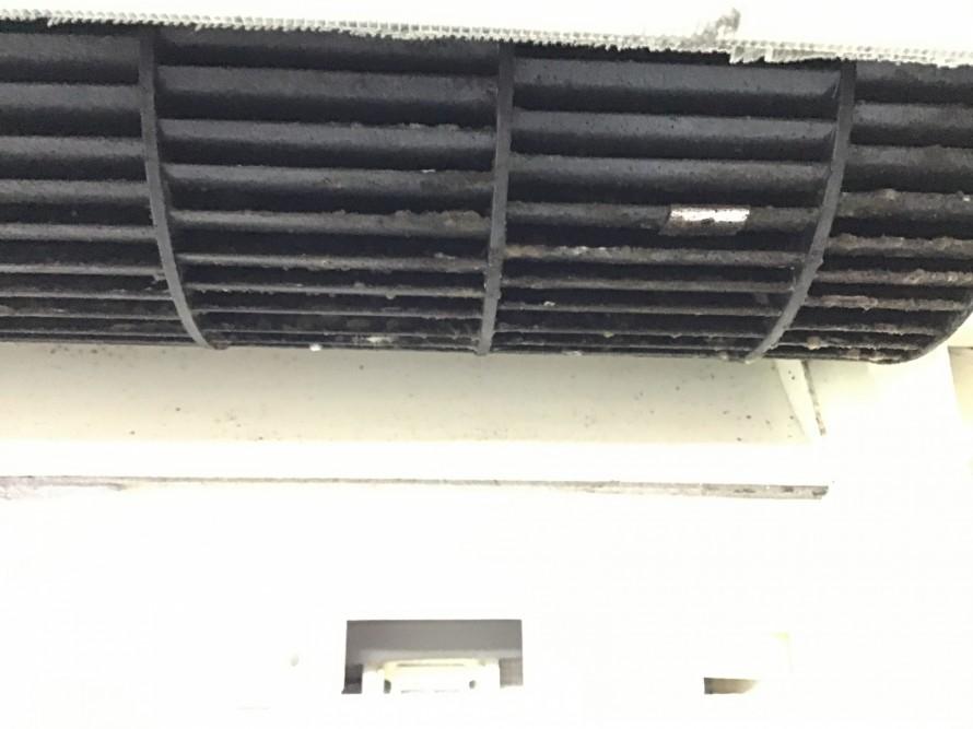 シャープおそうじ機能付きエアコンクリーニング