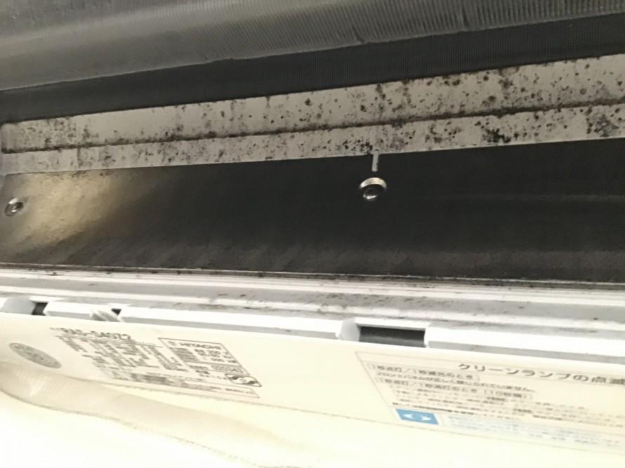 日立フィルターおそうじ機能付きエアコン