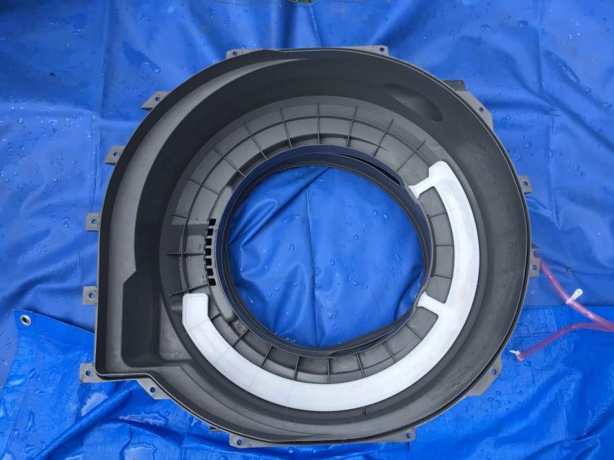 東芝ドラム洗濯機クリーニング