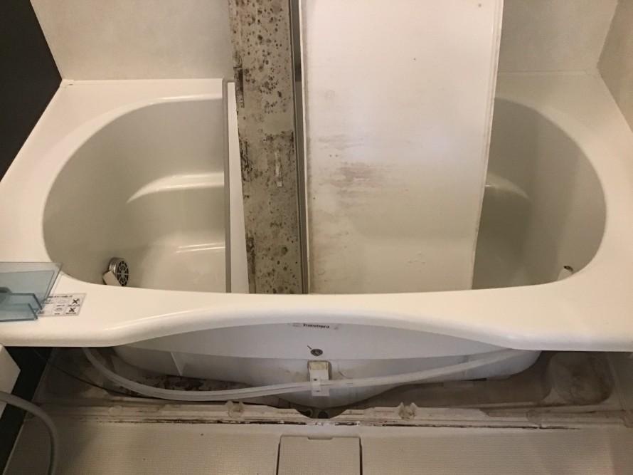 浴室のハウスクリーニング