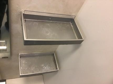 浴室クリーニング小物入れ