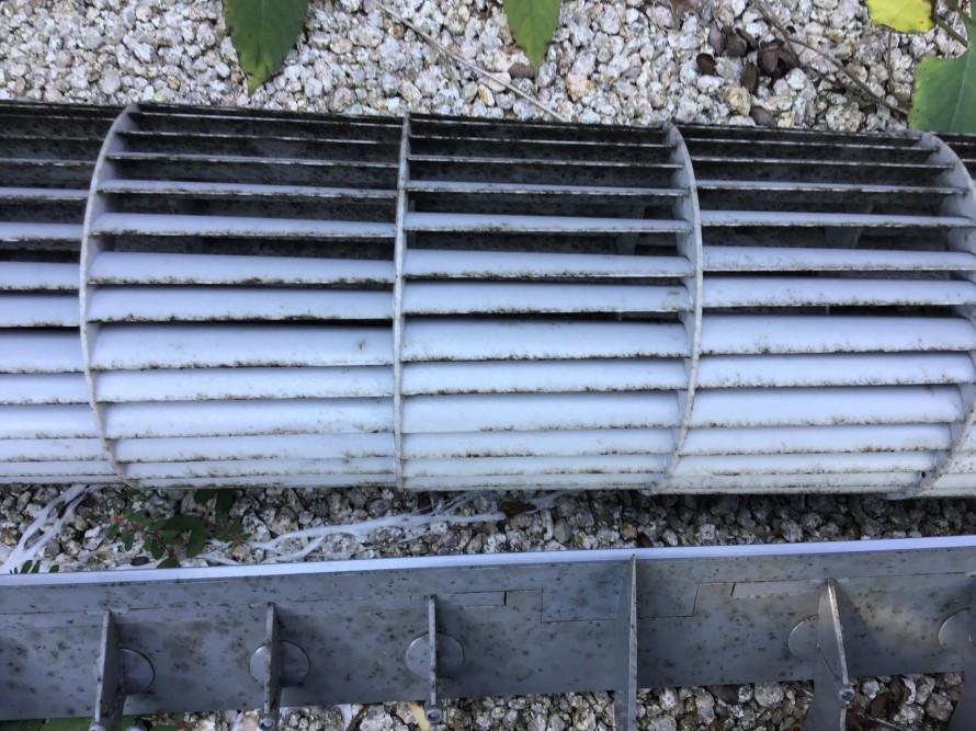 日立フィルター自動おそうじ機能付きエアコンクリーニング