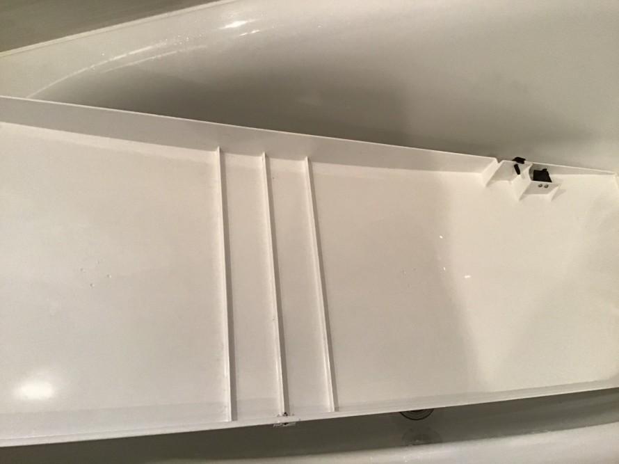 浴室クリーニング エプロン