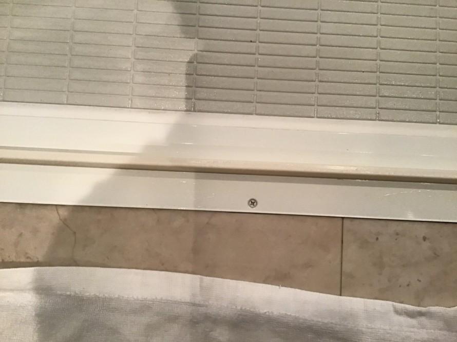 浴室クリーニング  ドア回り