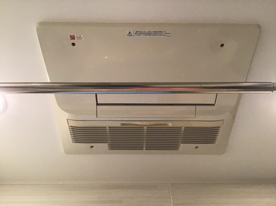 浴室クリーニング  換気扇